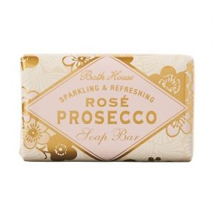 Rose prosecco Soap
