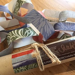 Chunky paper chain kit